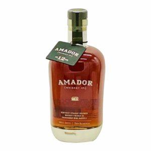 "Amador Whiskey Company ""10 Barrel"" 12 Year Old Bourbon Whiskey - sendgifts.com"