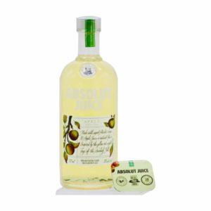 Absolut Juice Apple Edition Flavored Vodka 750 ML - Sendgifts.com