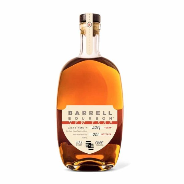 Barrell Bourbon 2020 New Year Limited Edition Bourbon Whiskey - sendgifts.com