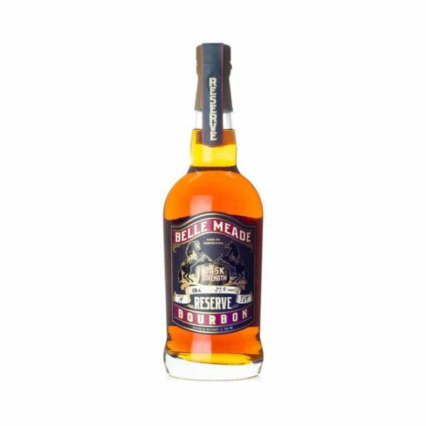 Belle Meade Reserve Bourbon Whiskey Cask Strength - sendgifts.com
