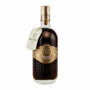 Bacoo 12 Year Old Rum Dominican Republic - sendgifts.com