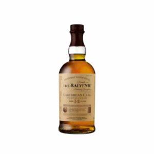 Balvenie 14 Year Old Scotch Whisky Caribbean Cask - sendgifts.com