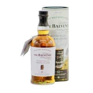 "Balvenie ""Toasted American Oak"" 12 Year Old Scotch Whisky - sendgifts.com"