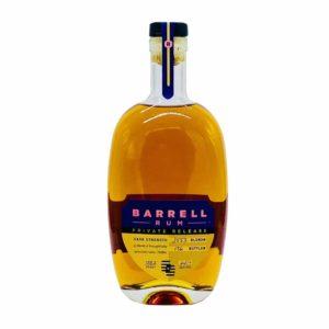 Barrell Rum Private Release J553 128.2 Proof - sendgifts.com