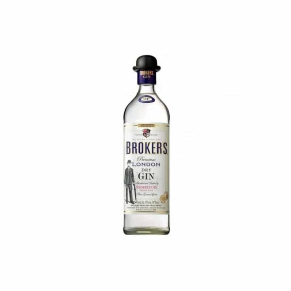Broker's London Dry Gin - Sendgifts.com