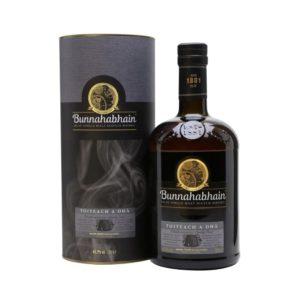 """Bunnahabhain """"Toiteach A Dhà"""" Peated Islay Single Malt Scotch Whisky - sendgifts.com"""