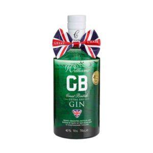 Chase Williams Great British Extra Dry Gin - Sendgifts.com
