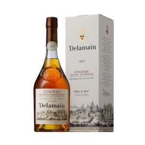 Delamain Pale & Dry Grande Champagne Cognac - Sendgifts.com