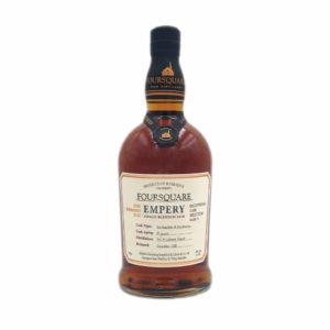 Foursquare Rum Distillery 14 Years Old Empery Rum - sendgifts.com