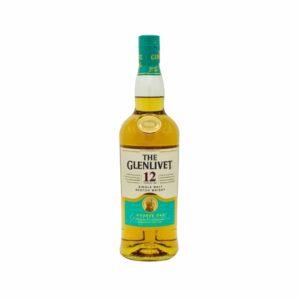 Glenlivet 12 Year Single Malt Scotch Whisky - Sendgifts.com
