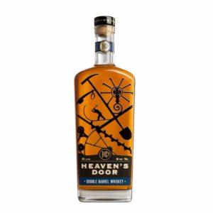 Heaven's Door Double Barrel Bourbon Whiskey 100 Proof - sendgifts.com