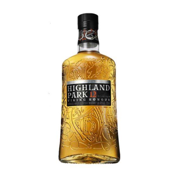 Highland Park 12 Year Old Viking Honour Scotch Whisky - Sendgifts.com