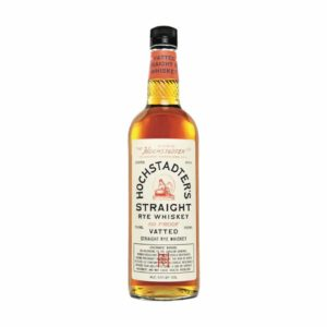 Hochstadter's Vatted Straight Rye 100 Proof Whiskey - Sendgifts.com