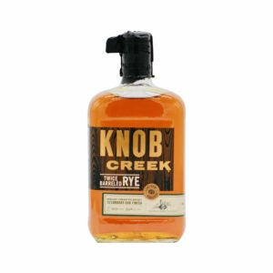 Knob Creek Twice Barreled Rye Whiskey - Sendgifts.com