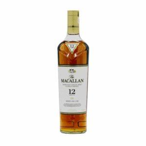 Macallan 12 Year Scotch Whisky - Sendgifts.com
