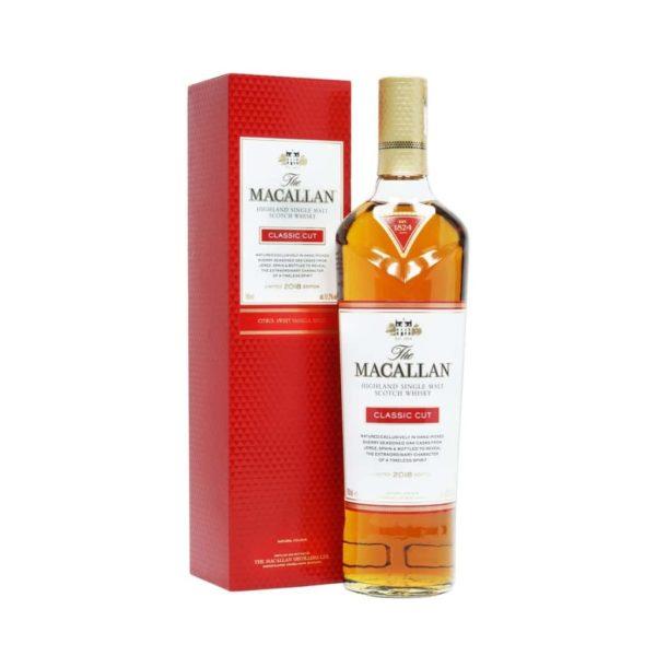 Macallan Classic Cut 2018 Edition Scotch Whisky - Sendgifts.com
