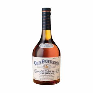 Old Potrero Straight Rye Single Malt Whiskey - Sendgifts.com