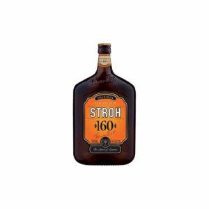 "Stroh ""Original Spiced"" Rum 160 Proof - sendgifts.com"