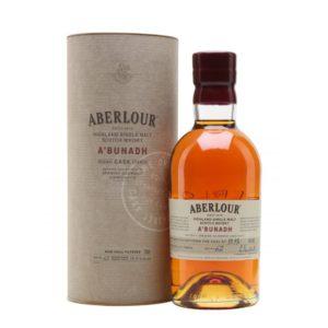 Aberlour Abunadh Single Malt Scotch Whisky Scotland 750ml - Sendgifts.com