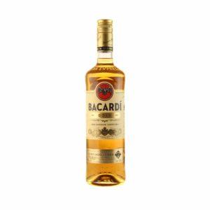Bacardi Gold Rum (USA) 750ml - sendgifts.com
