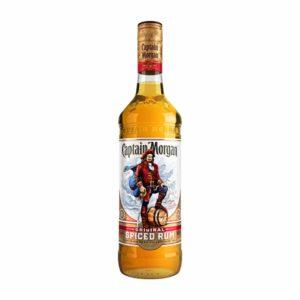 Captain Morgan Spiced Rum (Puerto Rico USA) 750ml - sendgifts.com