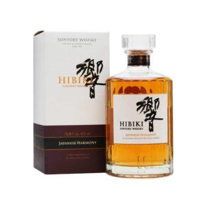 Suntory Hibiki Harmony Japanese Whisky 750 ML - Sendgifts.com