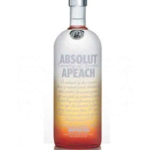Absolut Apeach Vodka - Sendgifts.com