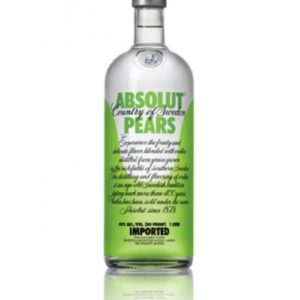Absolut Pears Vodka - Sendgifts.com
