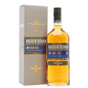 Auchentoshan 18 Year Old Single Malt Scotch Whisky - Sendgifts.com