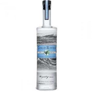 Cold River Blueberry Vodka - Sendgifts.com
