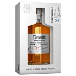 Dewar's Double Double 27 Year Old Blended Scotch 375ML - Sendgifts.com