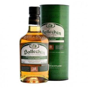 Edradour Ballechin Heavily Peated 10 Year Single Malt Scotch - Sendgifts.com
