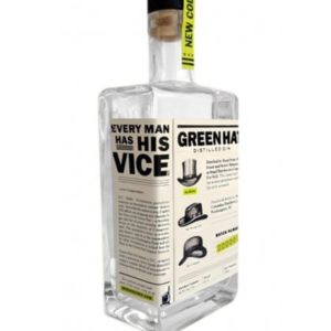Green Hat Distilled Gin - sendgifts.com
