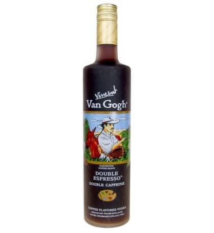 Vincent Van Gogh Double Espresso Vodka - Sendgifts.com