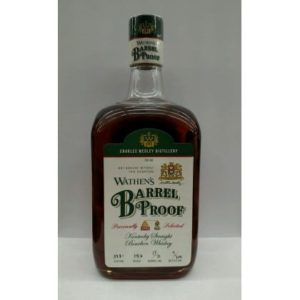 Wathen's Barrel Proof Kentucky Straight Bourbon - Sendgifts.com