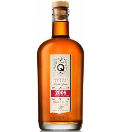 2005 Don Q Single Barrel Signature Release Limited Edition Rum - sendgifts.com