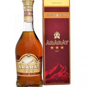 Ararat 3 Year Old Brandy - Sendgifts.com