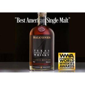 Balcones 1 Classic Edition Single Malt Whisky - sendgifts.com
