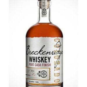 Breckenridge Port Cask Finish Whiskey - sendgifts.com