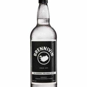 Brennivin Aquavit - Sendgifts.com