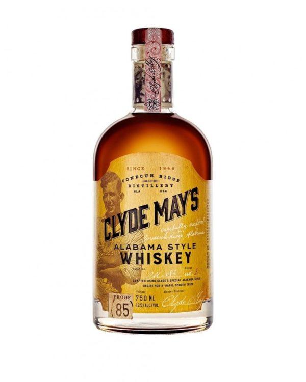 Clyde May's Alabama Style Whiskey - sendgifts.com