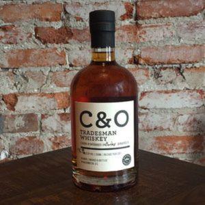 C&O Tradesman Whiskey- sendgifts.com