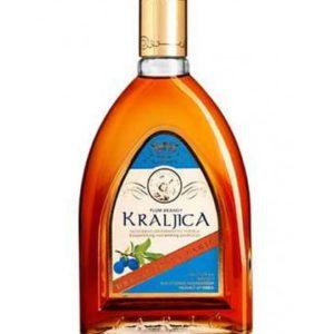 Destilerija Zaric Kraljica Plum Brandy - Sendgifts.com