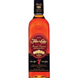 Flor De Cana 7 Year Old Grand Reserve Rum - Sendgifts.com