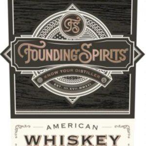 Founding Spirits American Whiskey - Sendgifts.com