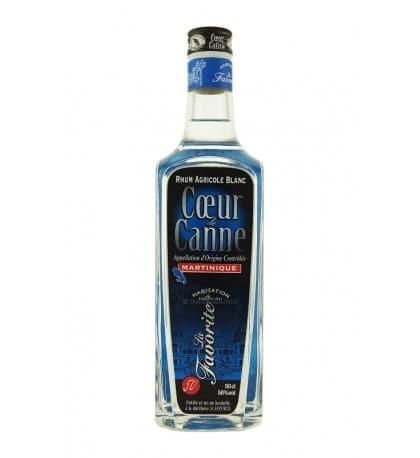 La Favorite Rhum Blanc Agricole 1 Liter - Sendgifts.com