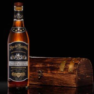 Ron Del Barrilito Reserva Suprema 5 Star Rum - Sendgifts.com