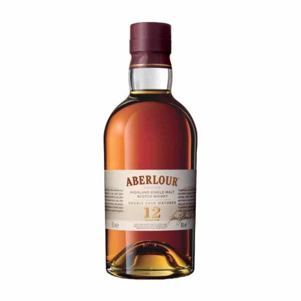 Aberlour Highland Single Malt Scotch Whisky 12 year old - Sendgifts.com