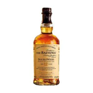 Balvenie DoubleWood Single Malt Scotch Whisky 12 year old - Sendgifts.com