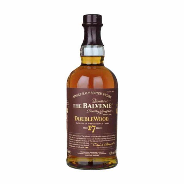 Balvenie DoubleWood Single Malt Scotch Whisky 17 year old - Sendgifts.com